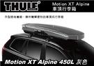 ||MyRack|| Thule Motion XT Alpine 450L 灰色 車頂行李箱 雙開行李箱 車頂箱