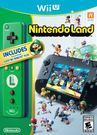 WiiU Nintendo Land with Luigi Wii Remote Plus Controller 任天堂樂園與路易吉 Wii 遙控器 Plus(美版代購)