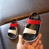 兒童男女童涼鞋 韓版 夏季寶寶涼鞋1-3歲防滑4軟底2小童5 俏腳丫