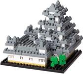 《 Nano Block 迷你積木 》【世界主題建築系列】NBH-018 姬路城 / JOYBUS玩具百貨