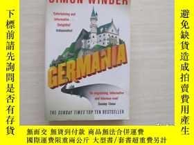 二手書博民逛書店Germania:罕見A Personal History of