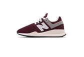 New Balance 男款酒紅色覆古休閒鞋-NO.MS247MG
