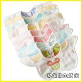 360度旋轉圍嘴嬰兒口水巾