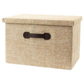 收納盒 BRED NA 標準型 附蓋 NITORI宜得利家居