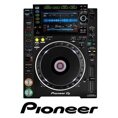 先鋒 Pioneer CDJ-2000NXS2 職業DJ專用頂級 Wi-Fi 多媒體播放機 先鋒公貨
