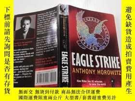 二手書博民逛書店Eagle罕見Strike鷹擊Y212829
