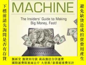 二手書博民逛書店Your罕見Internet Cash Machine: The Insiders? Guide to Makin