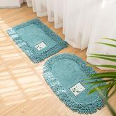 進門地墊門墊家用廚房臥室地毯浴室衛浴衛生間吸水防滑墊腳墊 跨年鉅惠85折