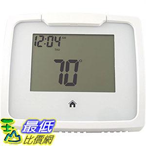 [107美國直購] 溫控器 ICM Controls I1010W I3-Series Touch Thermostat, 7-Day Programmable, Wi-Fi Enabled