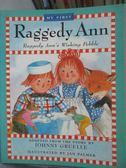 【書寶二手書T5/少年童書_YFT】Raggedy Ann s Wishing Pebble