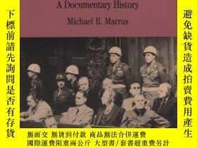 二手書博民逛書店The罕見Nuremberg War Crimes Trial Of 1945-46Y256260 Marru