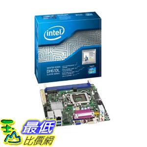 [106美國直購] Boxed Intel Intel H61 Mini ITX DDR3 1333 Motherboards BOXDH61DLB3
