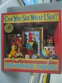 【書寶二手書T2/少年童書_XCB】Can You See What I See?: Picture Puzzles t
