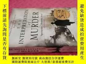 二手書博民逛書店【英語原版】The罕見Interpretation of Murder( 如圖)Y25633 Jed Rube