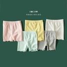 兒童純棉安全褲 女童平角內褲 打底褲 中大童 防走光褲寶貝計畫 上新