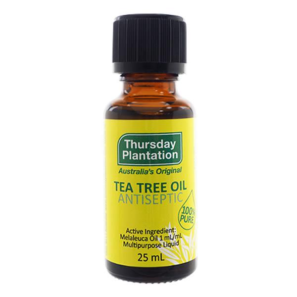 Thursday Plantation 澳洲星期四農莊 茶樹精油(25ml)【小三美日】