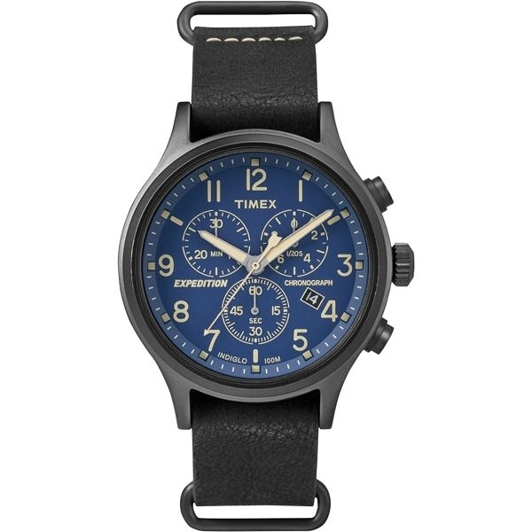 TIMEX 天美時 (TXT4B04200) Scout Chrono 三眼計時 手錶