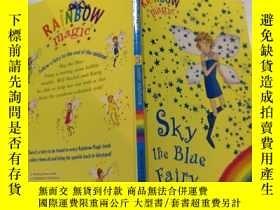 二手書博民逛書店Sky罕見the Blue Fairy: 藍天仙女Y212829 不祥 不祥