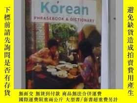 二手書博民逛書店英文原版罕見Korean by Lonely Planet 著Y