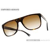 偏光款 EMPORIO ARMANI 太陽眼鏡 EA4014F 50265T5 (琥珀) 時尚百搭個性經典款 墨鏡 # 金橘眼鏡