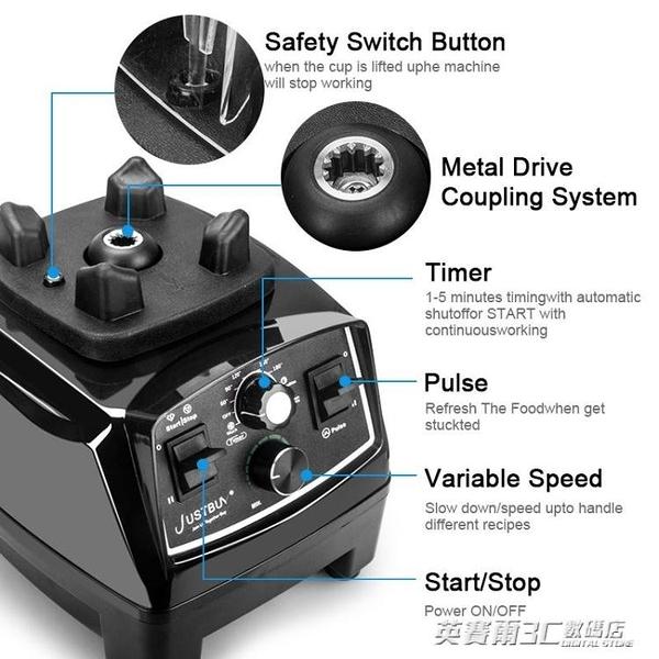 現貨 定時款Blender Mixer一件代發出口工廠直銷攪拌機破壁機料理機 夏季狂歡ATF