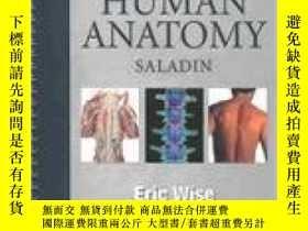 二手書博民逛書店Human罕見Anatomy (laboratory Manual)Y307751 Eric Wise Mcg