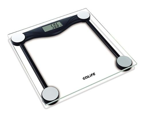 【超人百貨T】GOLIFE-Fit Plus Bluetooth smart Scale藍牙智慧體重計