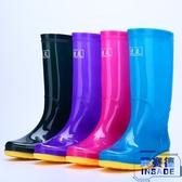 女雨鞋高筒防滑耐磨勞保市場雨靴家用水鞋 水靴【英賽德3C數碼館】