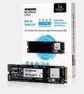 KLEVV 科賦 CRAS C710 SSD 1TB M.2 2280 NVMe 固態硬碟