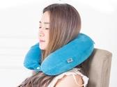 記憶棉U型枕 飛機旅游車用護脖子U形枕頸椎枕頭午睡枕