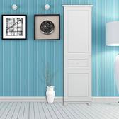 【Arkhouse】新古典風格上下左開門單抽D款餐廳高櫃 W66*H218*D43