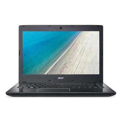 Acer TravelMate (TMP249-G2-M-77MX) 14吋商用筆電【Intel Core i7-7500U / 8GB / 500GB+128G SSD / W10 Pro】