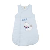 【愛的世界】小狐狸鋪棉防踢背心/睡袋-台灣製- ---用品推薦