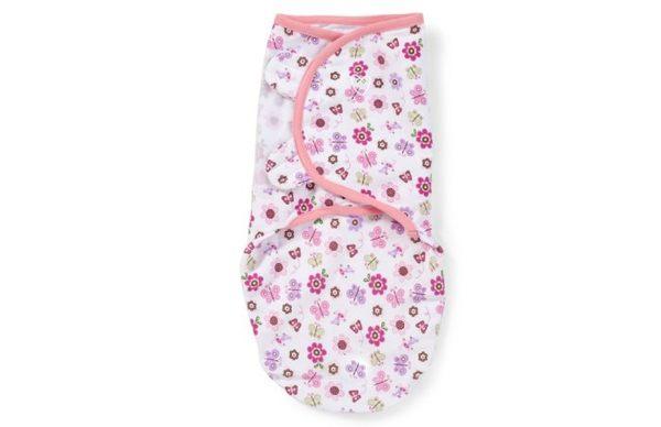 [寶媽咪親子館] 美國Summer Infant/SwaddleMe 懶人包巾 嬰兒包巾純棉【L號】54660
