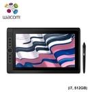 【Wacom】MobileStudio Pro 13 專業繪圖平板電腦 (i78559U,512GB,13 )DTH-W1321