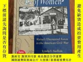 二手書博民逛書店A罕見Vast Army of Women : Maine s