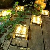 太陽能地埋燈戶外防水庭院燈家用花園草坪裝飾地燈樓梯階梯小夜燈 [快速出貨]