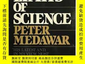 二手書博民逛書店The罕見Limits Of ScienceY364682 Peter Medawar Oxford Univ