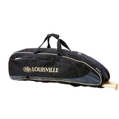 [陽光樂活=] Louisville Slugger GAMER BAG 系列 中型棒壘背包 - LB15378N60 黑/深藍