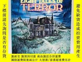 二手書博民逛書店Eight罕見Tales of Terror 英文原版《八個恐怖