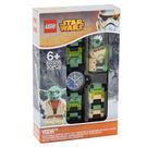 【LEGO 樂高手錶】8020295 樂高手錶 (尤達)
