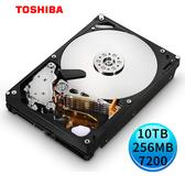 Toshiba 東芝 桌上型 10TB 3.5吋 內接硬碟 (MD06ACA10T)