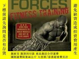 二手書博民逛書店Special罕見Forces Fitness TrainingY410016 Augusta DeJuan