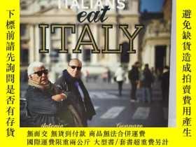 二手書博民逛書店Two罕見Greedy Italians Eat ItalyY22565 ISBN:9781849491