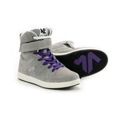 【東門城】V'QUATTRO MILANO SUNDAY RIDE 女版紫感麂皮款車靴