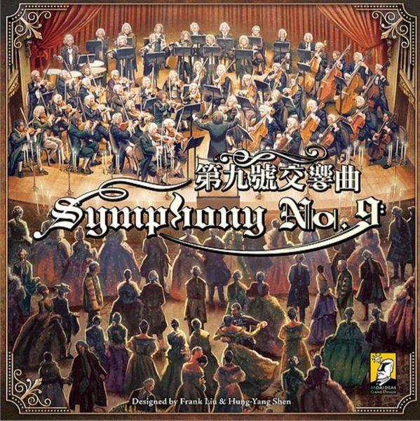 『高雄龐奇桌遊』 第九號交響曲 Symphony No.9 繁體中文版 ★正版桌上遊戲專賣店★