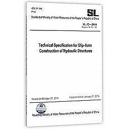 簡體書-十日到貨 R3Y【Technical Specification for Slip-form Construction...