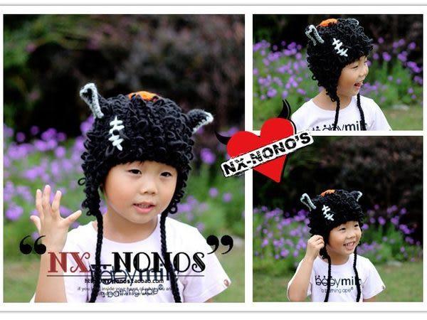 *甜蜜蜜親子童裝*可愛《喜羊羊灰太狼》手工造型帽~保暖帽