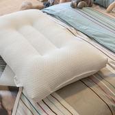 可水洗QQ棉止鼾枕(聚酯纖維100%) 彈力QQ棉 透氣網狀布料 夏日推薦