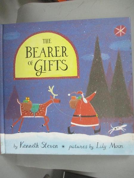 【書寶二手書T1/少年童書_NFQ】The Bearer of Gifts_Kenneth C. Steven
